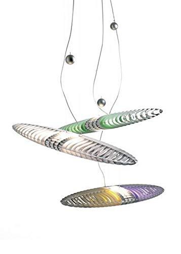 Luceplan Titania Pendelleuchte, Länge 70 cm 1D1700000020