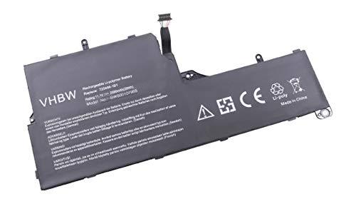 Batterie Li-Polymer vhbw 2950mAh (11.1V) pour Netbook Pad Tab Tablet HP Split 13, Split 13 x 2. Remplace: 725496-1B1, 725606-001, HSTNN-IB5I, WO03XL.