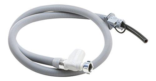 DREHFLEX - Aquastopschlauch / Zulaufschlauch / Wasserblock-Zulaufschlauch passend für diverse Geschirrspülmaschinen von AEG-Electrolux (auch Quelle / Privileg) passend für Teile-Nr. 111576512-3 / 1115765123 ersetzt 1115765024 / 111576502-4 von Eltek original