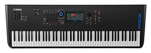 Yamaha MODX8 88-Key Synthesizer Workstation