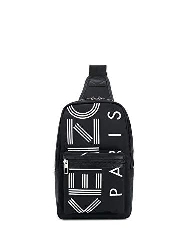 Luxury Fashion | Kenzo Heren F965SF220F2499 Zwart Polyamide Heuptas | Lente-zomer 20