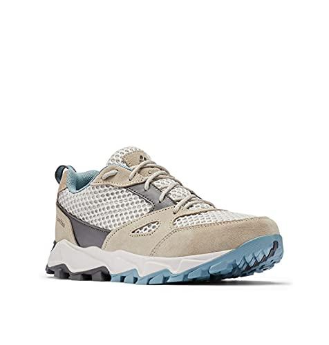 Columbia Women's IVO Trail Breeze Hiking Shoe, Cloud Grey/Storm, 8.5
