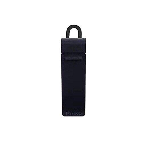 Traductor Portatil,Leegoal(TM) Auriculares Inalámbrico Práctico Dispositivo Electrónico de Bluetooth,Apoya 16 Languages Nacionales,Negro
