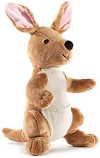 12 Curious George Visits the Zoo Kangaroo Plush - Safe all ages