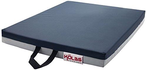 Kölbs Cushions General Use Gel Wheelchair Seat Cushion, 16 X 16 X 2 Inch