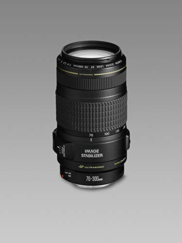 Canon EF 70-300mm f/4-5.6 IS USM -...
