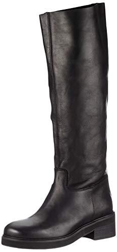 Shabbies Amsterdam Damen SHS0784 Boot, Black, 36 EU