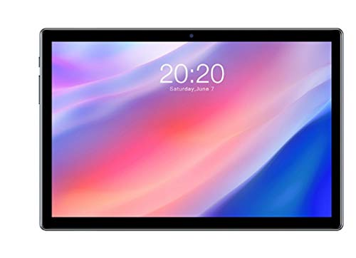 TECLAST P20HD 10.1 Pollici Tablet Android 10.0 8-Core A55 Processore Tipo C 1920x1200 FHD IPS 7mm Narrow Side 2.5D Touch Screen 4GB + 64GB Bluetooth 2.4G + 5G WiFi GPS