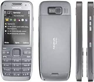 NOKIA E52 SMART PHONE BRAND NEW SILVER COLOR ARABIC/ENGLISH KEYPAD