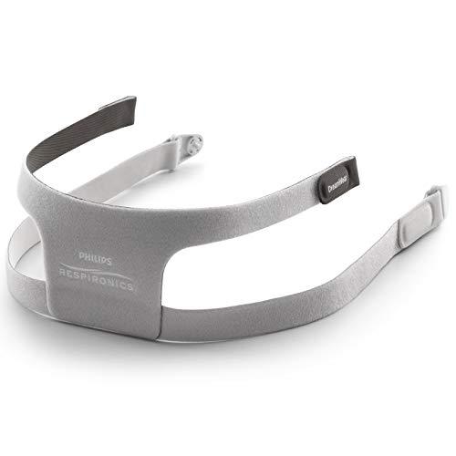 Philips Respironics DreamWear, CPAP-Full-Face (Vollgesichts-) Maske, Ersatz-Maskenhalterung mit Magnetclip, HH1131/00