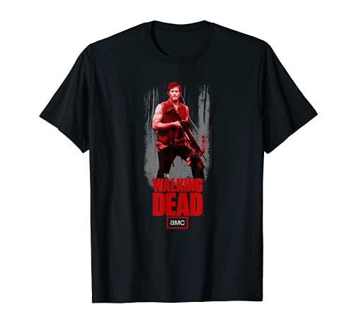 The Walking Dead Daryl Dixon Crossbow Camiseta