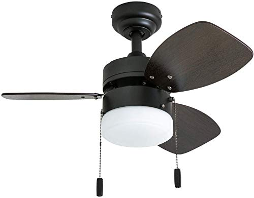 "Honeywell Ceiling Fans 50602-01 Ocean Breeze Contemporary, 30""..."