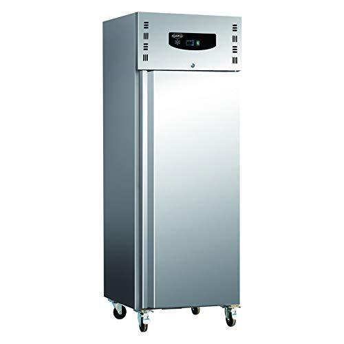 Armoire Réfrigérée Negative inox - 600 litres - Combisteel - R290 1 Porte Pleine