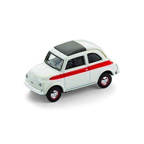 corpus delicti :: Modellino auto con magnete per frigorifero e bacheca - Auto culturale FIAT 500 Sport (20.8-35)