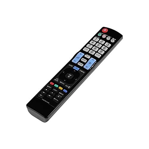RainbowBeauty Reemplazo de TV LCD Remoto Inteligente para LG 42LW450U 42LW451C 42LW540U 42PT250A-ZA 1Pc