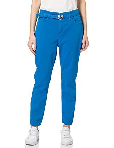 PINKO Damen Susan 13 Jeans, G32_blu Imperiale, 34