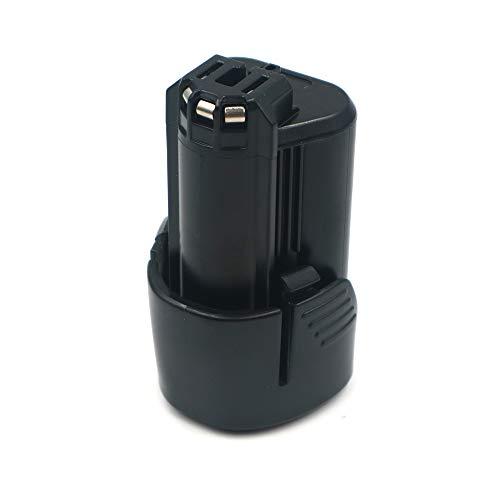 Heshunchang Batería de repuesto de 10,8 V ~ 12 V 2,5 Ah para Bosch BAT411 BAT411A BAT412A BAT414 BAT420 PS40-2 PS20-2 Litio D-70745, Amazon Envío