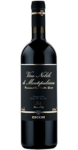 Vino Nobile di Montepulciano, Cecchi 75cl (case of 6), Tuscany/Italien, Prugnolo Gentile, (Rotwein)