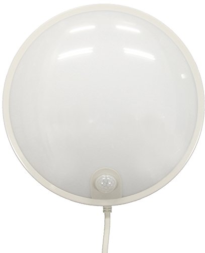 リーベックス(Revex) LED 人感 センサー ライト 防雨型 コンセント式 カベピカ SLK800