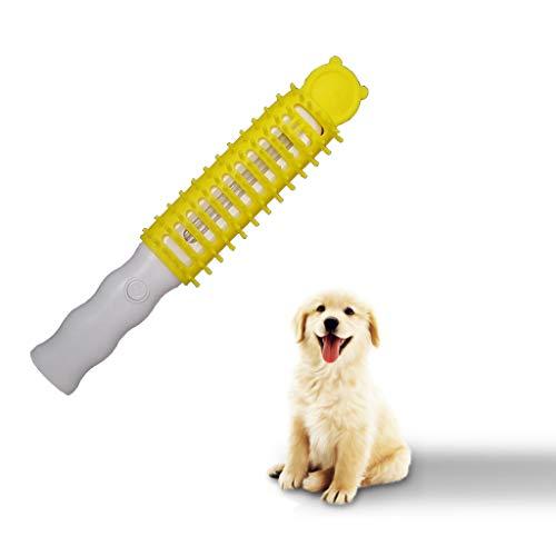 ChunSe Tragbare Haustierpflegerkamm-Haustier-Massage-Sterilisation Deodorant...