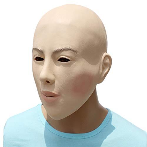 Alamor Gesicht Latex Maske Kostüm Halloween Kostüm Party Living Doll Crossdresser