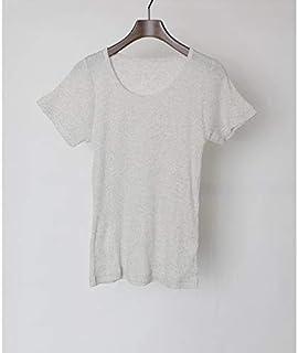メゾンドベージュ(Maison de Beige) リブTシャツ《ETERNAL by Maison de Beige》