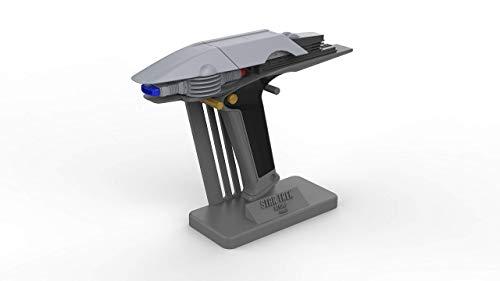 Beyond Phaser - Star Trek - Cosplay - 3D gedruckt mit beweglichen teilen und LEDs