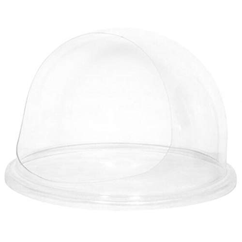 VIVO 20 inch Diameter Clear Bubble Cover Shield for Cotton Candy Machine, Candy Floss Maker CANDY-V003