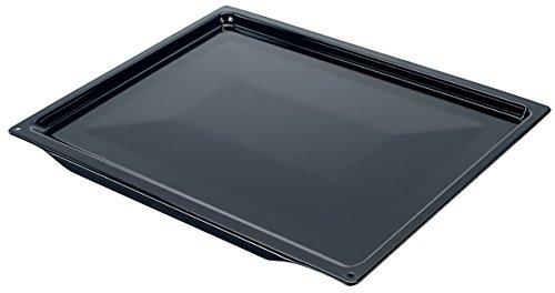 Gorenje AC037Tablett–Zubehör für Ofen Tablett Tabletts, Schwarz, 406mm, 15mm, 360mm