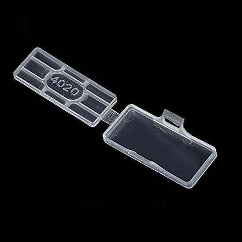 Markierboxen Mini für Kabelbinder MBM (40 x 20) Kabelmarkierung