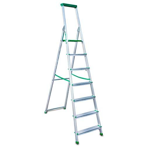 Escalibur | ES.Dom | Escalera de Aluminio | Escalera 7 Pelda