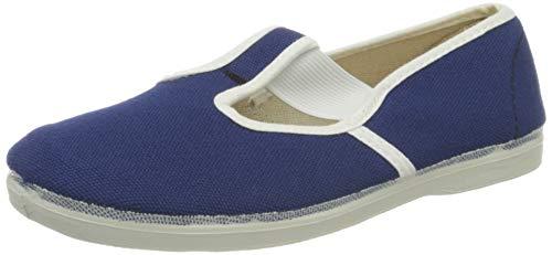 Beck Jungen Basic Multisport Indoor Schuhe, Blau (Dunkelblau 05), 27 EU