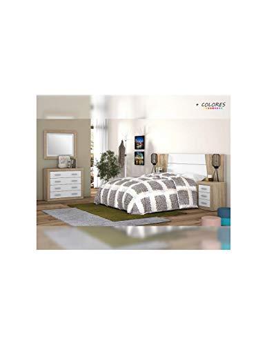 COMPOSICIÓN DE Dormitorio Lara Modelo 15