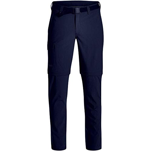 Maier Sports Herren Torid Slim Zip Shorts, Night Sky, 52 EU