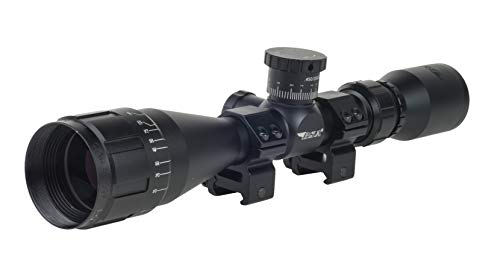 BSA Optics Sweet .450 Bushmaster AO 3-9X40, Black