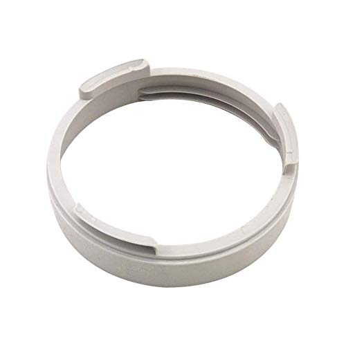 Jilijia Air Conditioner Hose Venting Duct Hose for Portable Air Conditioner Window Kit Plate Exhaust Hose Exhaust Hose Connector Coupling for Hose Adapter Attachment (15 CM Round Exhaust Adaptor)