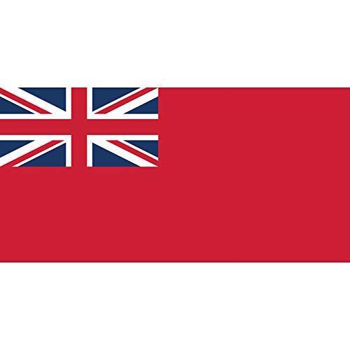 Nauticalia – Red Ensign – Cousu, 3/3,7 m