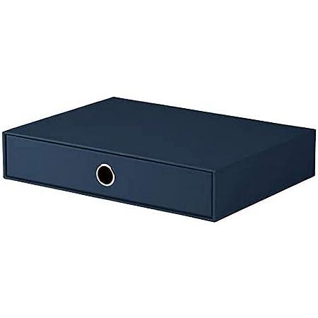 Rössler 1524452900 Module de rangement Format A4 Bleu marine (Import Allemagne)