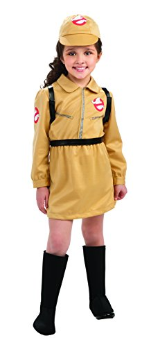 Rubies Sony Ghostbusters Girl Child Costume, Small, One Color