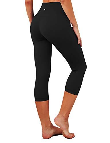 BUBBLELIME 15'/19' Women High Waist Yoga Pants Basic/Side Pockets Workout Basic High Waist...