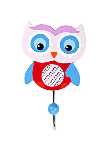 Percheros De Pared Infantiles Individuales Marca Mousehouse Gifts