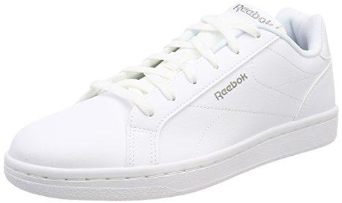 Reebok Royal Complete CLN, Zapatillas de Deporte para Mujer, Blanco (Blanco CM9543), 37 EU