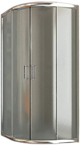 Box Doccia Semicircolare 80x80 H185 Stampato C 6mm