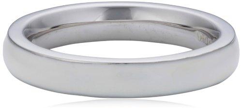 Viventy Damen-Ring Choose Me 925 Sterling Silber Lack Weiß Gr. 54 (17.2) 765091