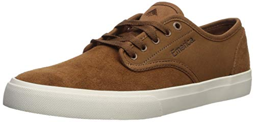 Emerica Wino Standard Shoes 41 EU Tan White