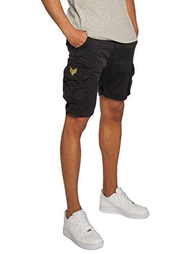 Alpha Industries Uomo Pantaloni / Shorts Crew Patch