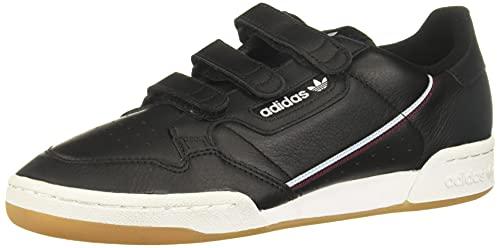 adidas Continental 80 Strap Calzado Core Black/Maroon