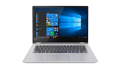 Lenovo Yoga 530-14ARR - Portátil Táctil Convertible 14' HD (Intel Core i3-7020U, 4GB RAM, 128GB SSD, Windows 10) Gris - Teclado QWERTY Español