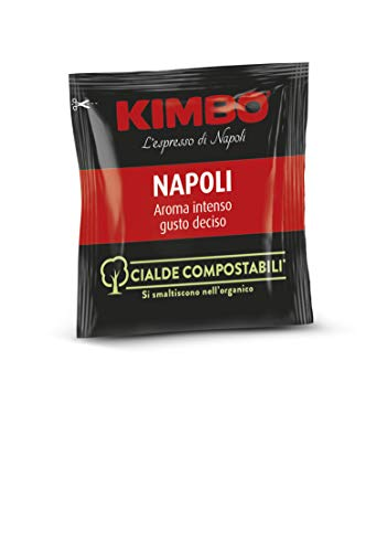 CAFÉ KIMBO NAPOLI - Box 100 VAINAS ESE44 7g