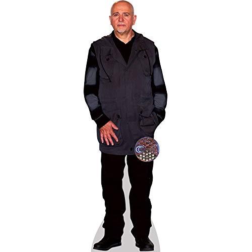 Peter Gabriel (Casual) Pappaufsteller Mini